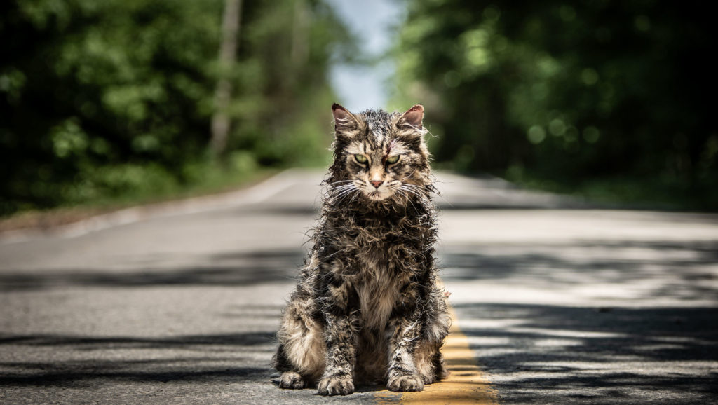 [REVIEW] 'PET SEMATARY' IS ANOTHER NEW VERSION OF AN OLD KING CLASSIC