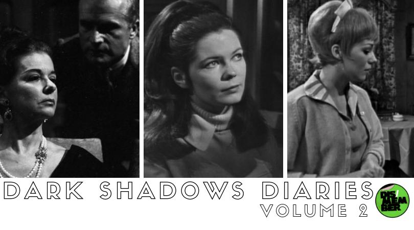 THE DARK SHADOWS DIARIES VOL. 2 (Eps. 21-32)