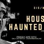 [WATCH PARTY] JOIN DIS/MEMBER FOR A QUARANTINE WATCH PARTY OF 'HOUSE ON HAUNTED HILL' (1959)