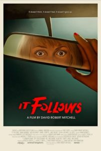 movie poster of it follows