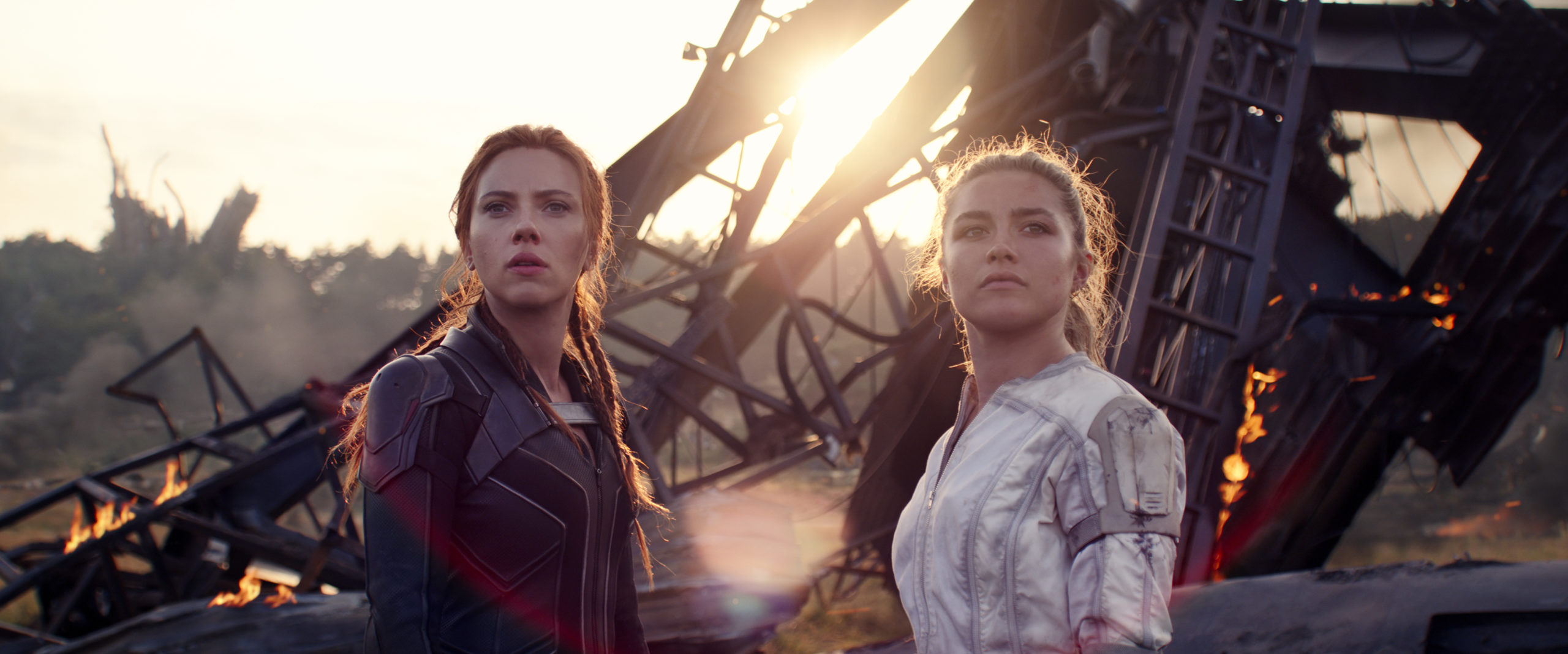 [REVIEW] FINDING FAMILY AND HUMANITY IN 'BLACK WIDOW'